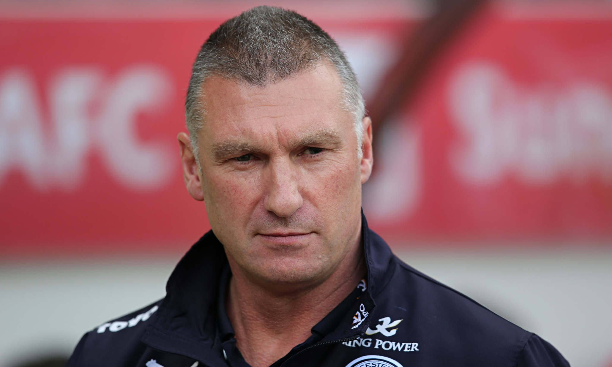Leicester's Nigel Pearson