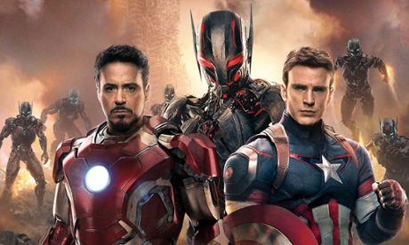 Avengers: Age of Ultron hits $1bn after huge $156.3m China debut