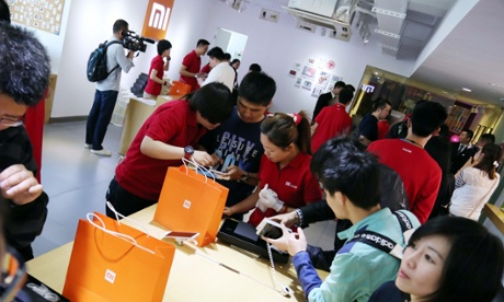 Xiaomi starts selling accessories in the UK, US, France and Germany