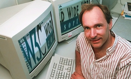 World wide web is the road to knowledge: from the archive, 19 May 1994