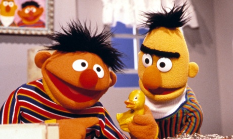 Foul-mouthed Bert and Ernie take center stage in YouTube's app battle