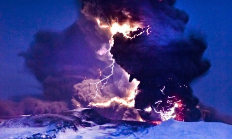 Geologists use jelly, lasers and water to unravel mystery of volcanic eruption