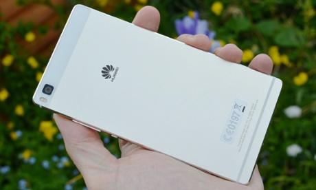 Huawei P8 агляд