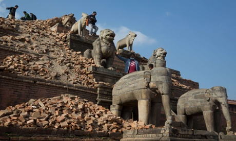 Nepal begins to assess its cultural losses after earthquake