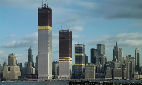 New York's twin towers – the 'filing cabinets' that became icons of America: a history of cities in 50 buildings, day 40