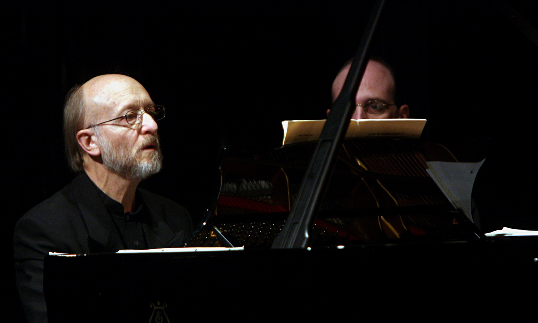 Alexei Lubimov LubimovPiano works by Ives Webern Berg CD review a