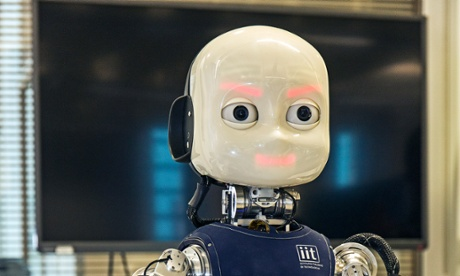 The iCubs are coming! How robots could teach our kids and do our dirty work