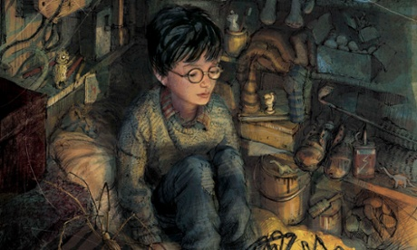 Revealed: new image from illustrated Harry Potter and the Philosopher's Stone