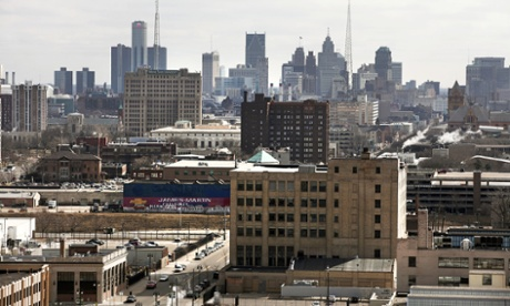 Reading American cities: books about Detroit