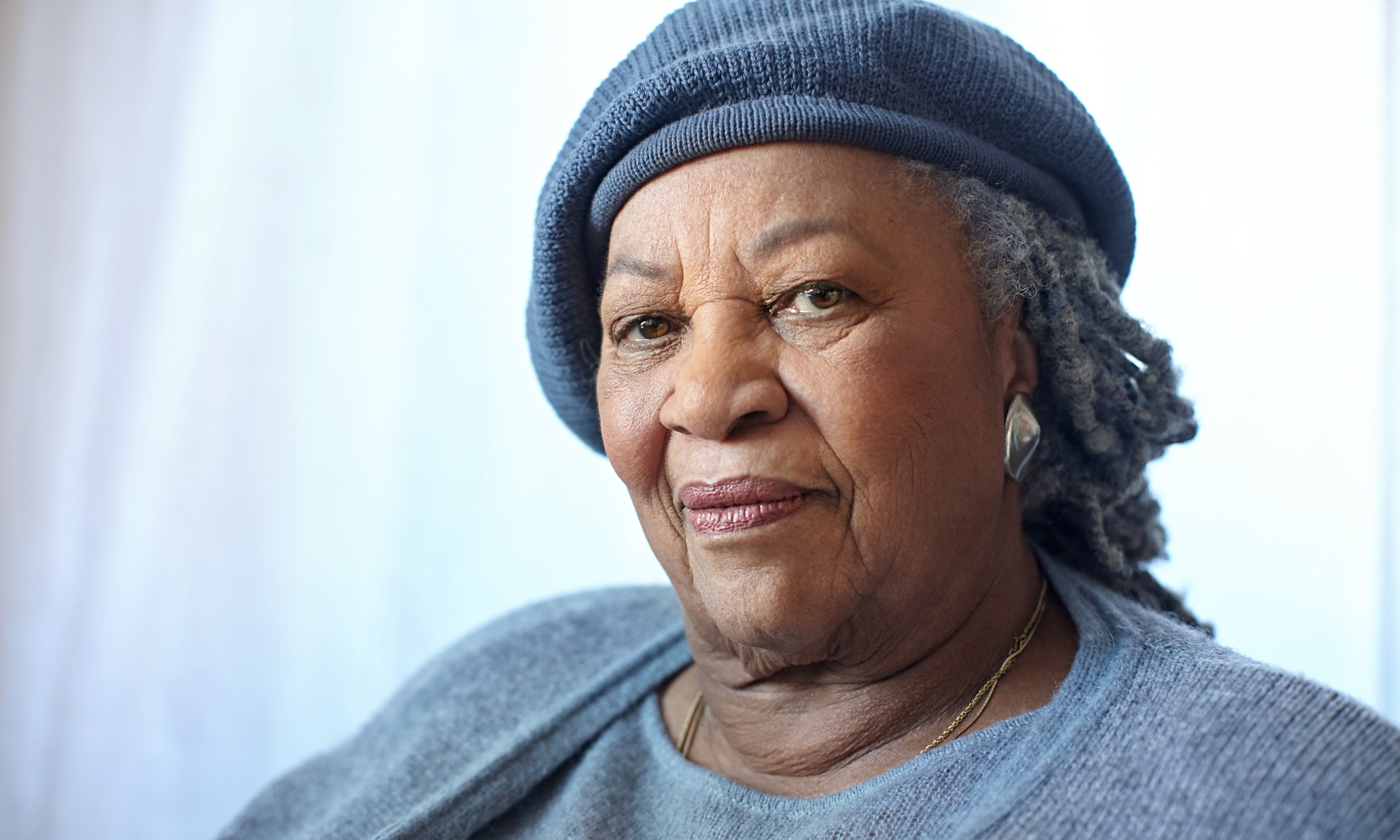 a biography of toni morrison a writer Skip the typical toni morrison introduction lecture as you launch a study of  beloved (or any of morrison's other works) and, instead, empower students to find .