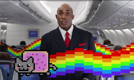 Delta Airlines launches internet meme safety video