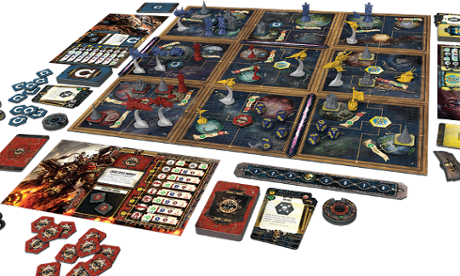 Warhammer 40,000 Forbidden Stars review: an absorbing evening of combat