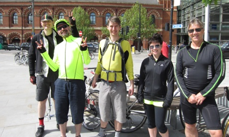 Capital transfer: a cycling trip from London to Amsterdam