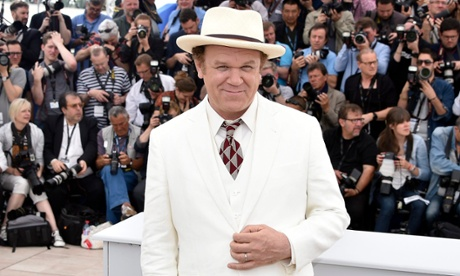 John C Reilly: 'I have a strong female side'