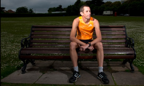 Steve Way: 'My physio uses a video of me to show people how not to run'