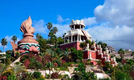 Siam Park, Water Kingdom Theme Park, Costa Adeje, Tenerife