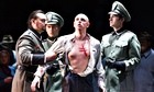 Igor Golovatenko as Severo and Emanuele D'Aguanno as Nearco in Poliuto at the Glyndebourne festival.