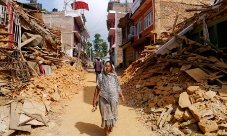 Nepal one month after the quake: 'The emotional impact has been devastating'