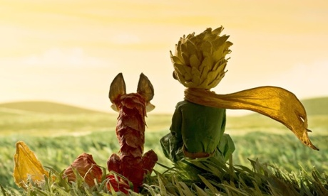 The Little Prince review – adaptation of Saint-Exupéry just about gets off the ground