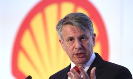 Shell boss endorses warnings about fossil fuels and climate change