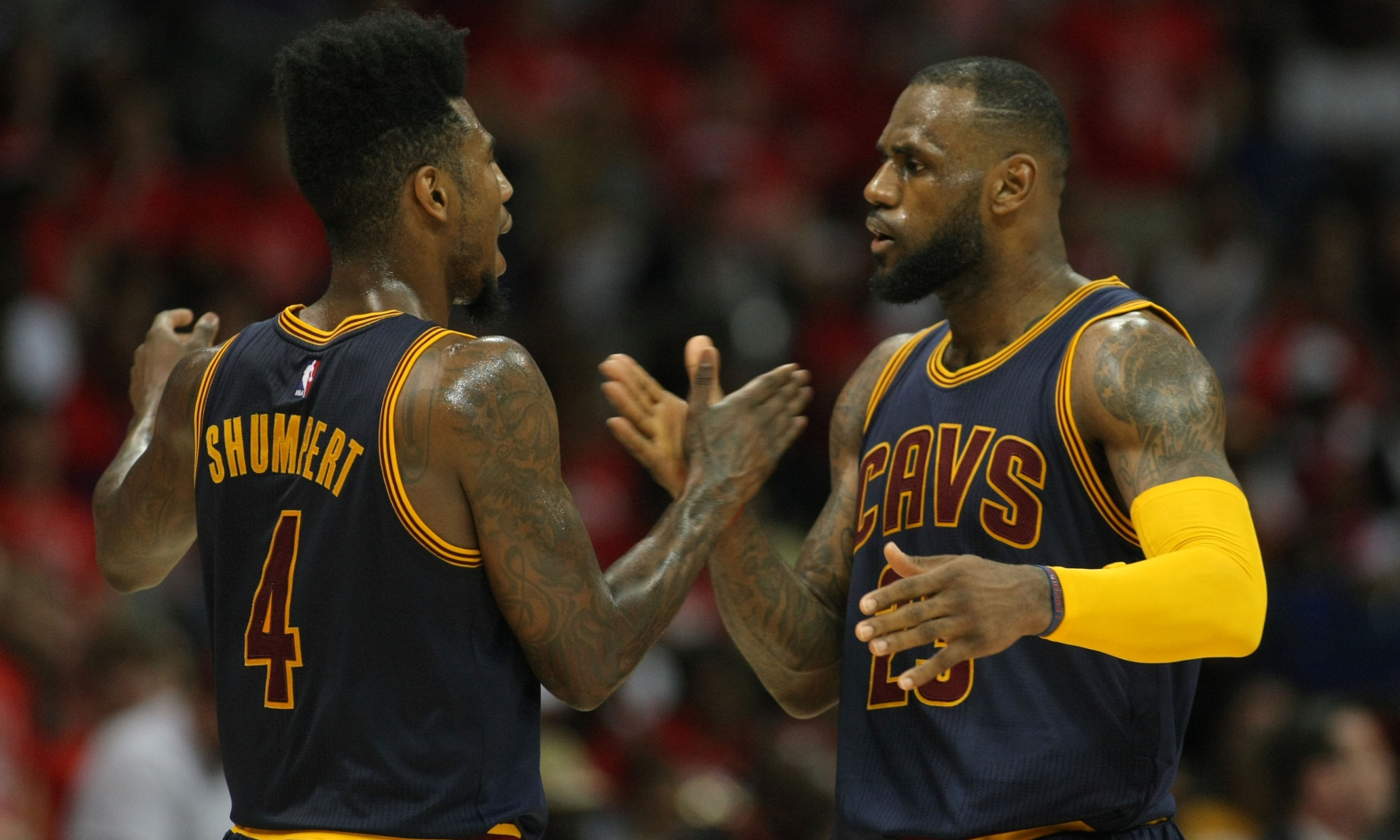 Eastern Conference finals: LeBron James drives Cavaliers to 2-0 series lead