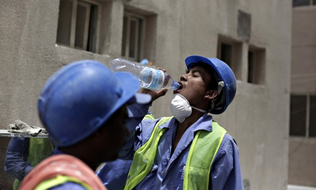 Qatar refuses to let Nepalese workers return to attend funerals after quake
