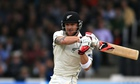 New Zealand's Brendan McCullum in action against England during day three of the first Investec Test