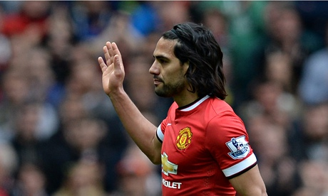 Radamel Falcao and David de Gea out of Manchester United squad at Hull