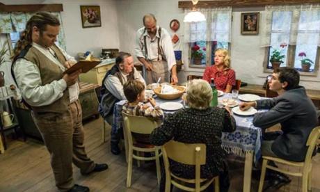 Czech reality show recreates life under Nazi occupation