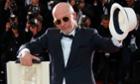 Director Jacques Audiard, Palme d'Or award winner for his film