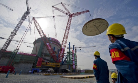 China warned over 'insane' plans for new nuclear power plants