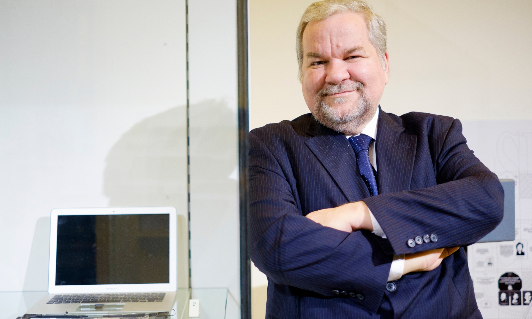 Philip Zimmermann: king of encryption reveals his fears for privacy