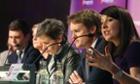 Liz Kendall, Andy Burnham, Yvette Cooper, Mary Creagh and Tristram Hunt