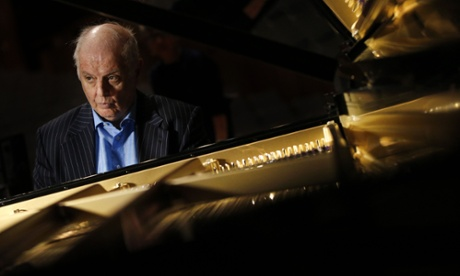 Daniel Barenboim reveals radical new piano design: 'I've fallen in love with it'