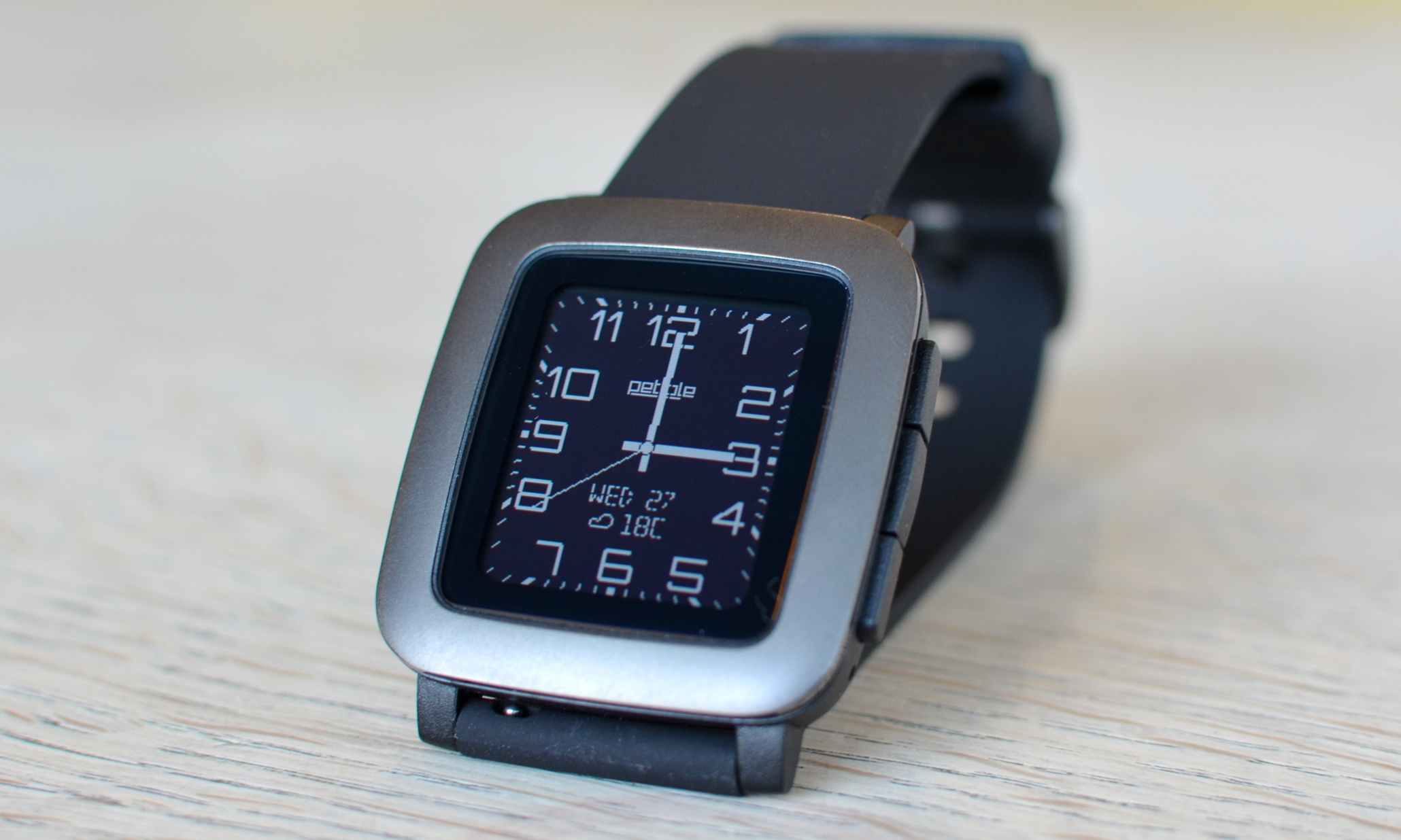 Pebble Time review: the simple but effective answer to Apple Watch