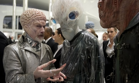 Monster-maker Rick Baker to retire, citing 'cheap and fast' Hollywood effects