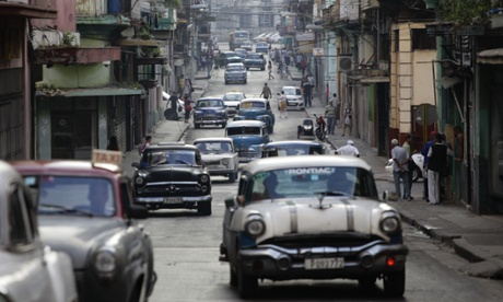 US formally drops Cuba from terrorism 'blacklist'