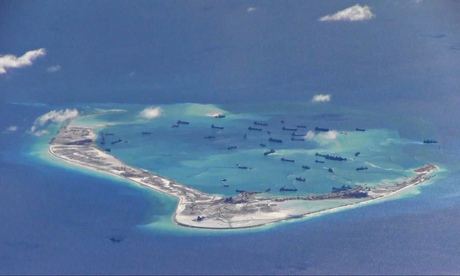 China cares little for other countries' territorial claims
