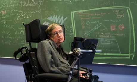 Stephen Hawking: money not there for students with my kind of condition
