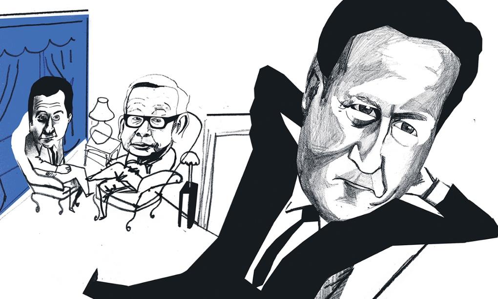 The trials of David Cameron