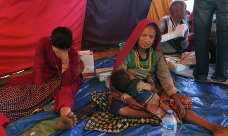 Nepal quake survivors face threat from human traffickers supplying sex trade