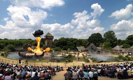 It's showtime! France's best-kept theme park secret: Puy du Fou