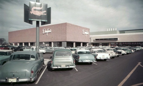 Southdale Center: America's first shopping mall – a history of cities in 50 buildings, day 30