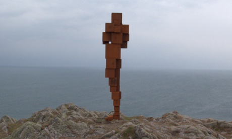 Antony Gormley: 'I am beginning to learn how to make sculpture'