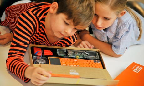Kano raises $15m to take its computer kits for kids beyond coding