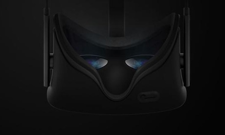 Oculus Rift virtual reality headset will ship in early 2016