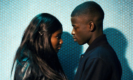 Girlhood review – electrifying portrait of a French girl in the hood