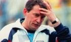Former England manager Graham Taylor.