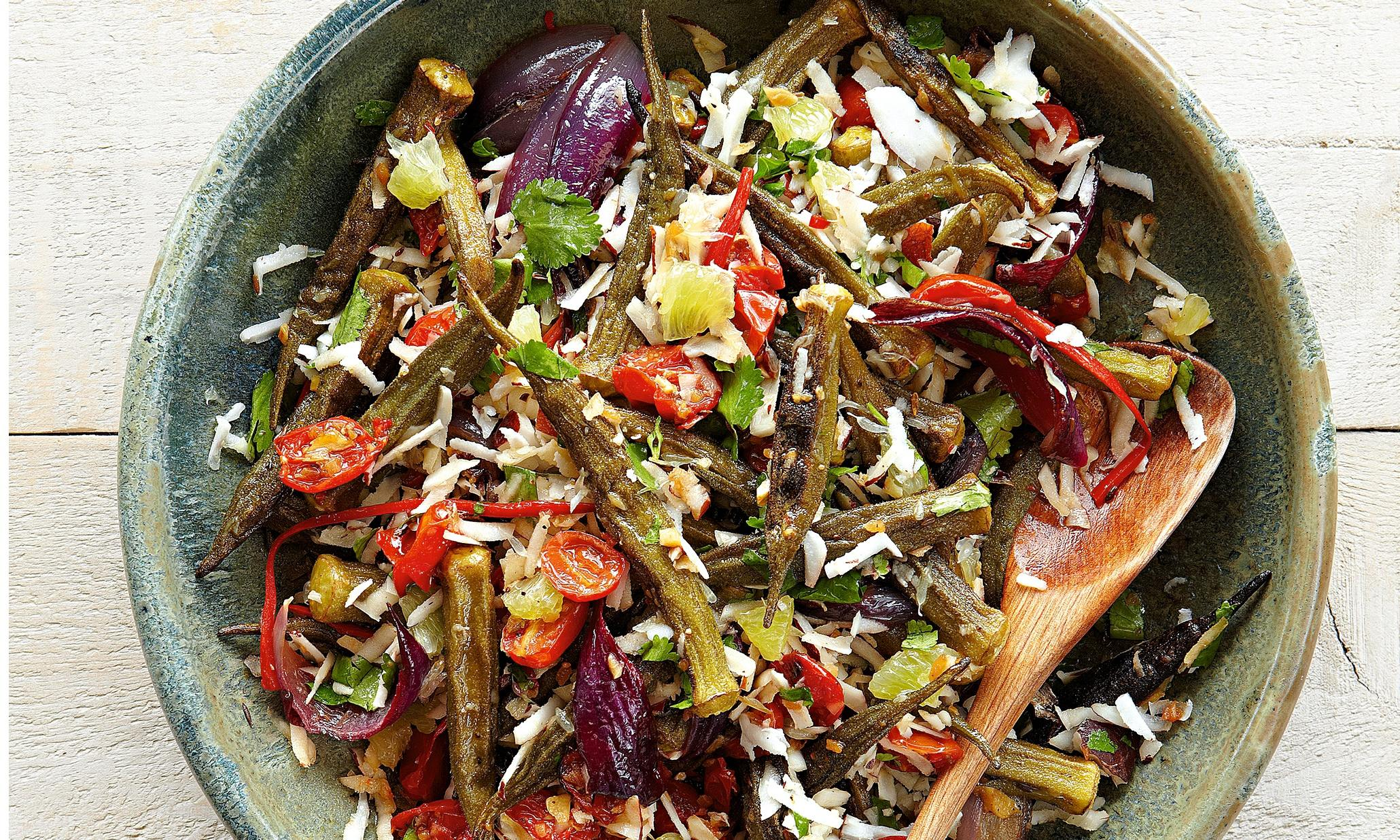 For the love of pod: Yotam Ottolenghi's okra recipes