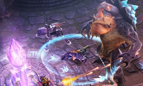 Can a mobile game be 'five times bigger' as an eSport than League of Legends?